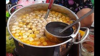 Khám phá thiên đường ăn vặt cực ngon giữa trung tâm Sài Gòn | street food of saigon