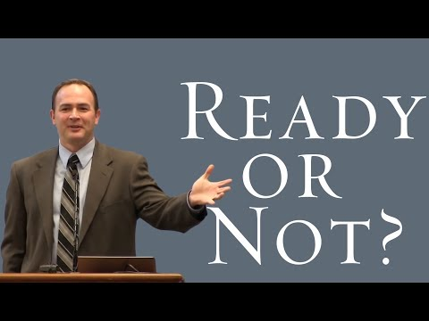 Ready or Not? The Rise of Paradoxical Preparation for Marriage - Jason Carroll