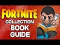 Fortnite Collection Book Guide - Fortnite Save the World PVE 2018 Tips and Tricks