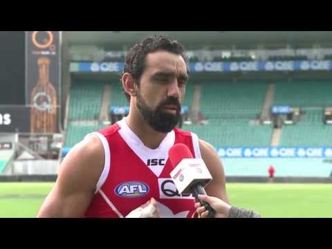 Swans reflect on indigenous football history