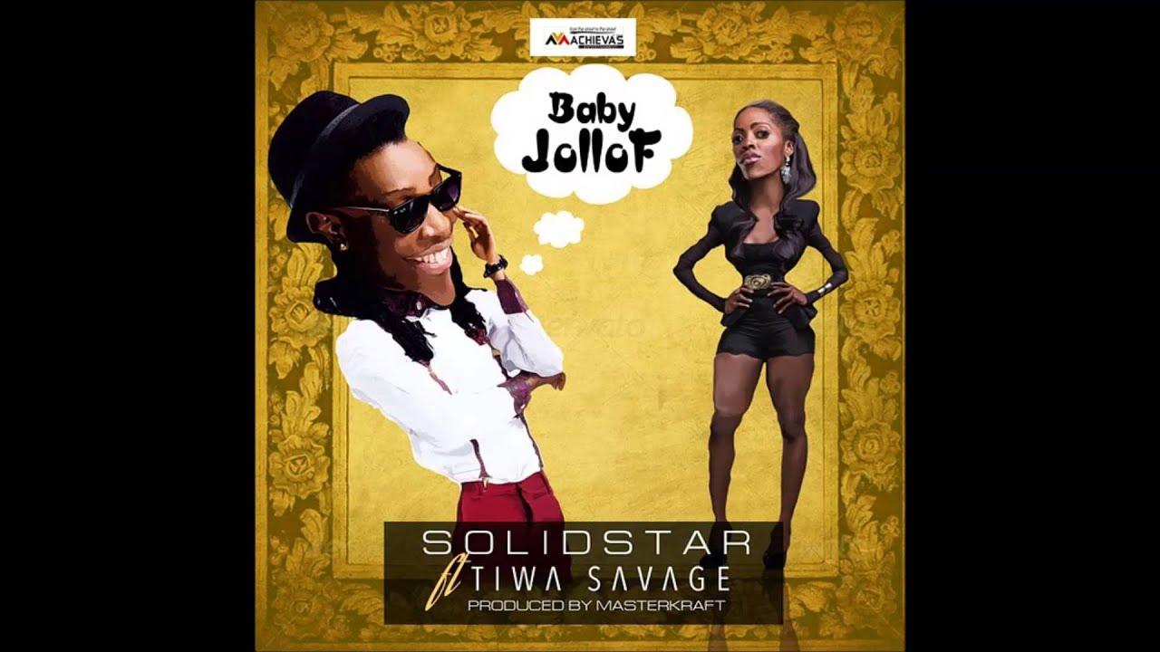 Download Solid Star ft. Tiwa Savage - Baby Jollof (New 2014 Audio)
