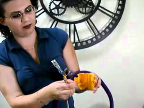 Wire Loom Installation Tool - YouTube