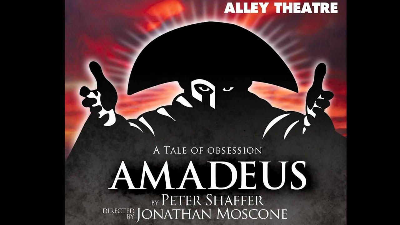 Peter shaffer amadeus essay