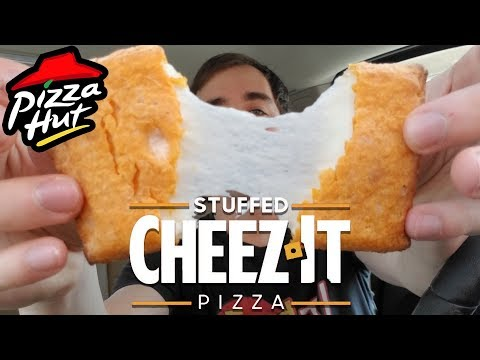 Morris Knight - Get Ready For The New Stuffed Cheez-It Pizza!