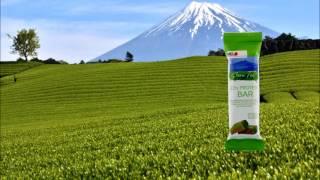 Батончик MD Green Tea Protein Bar с зеленым чаем