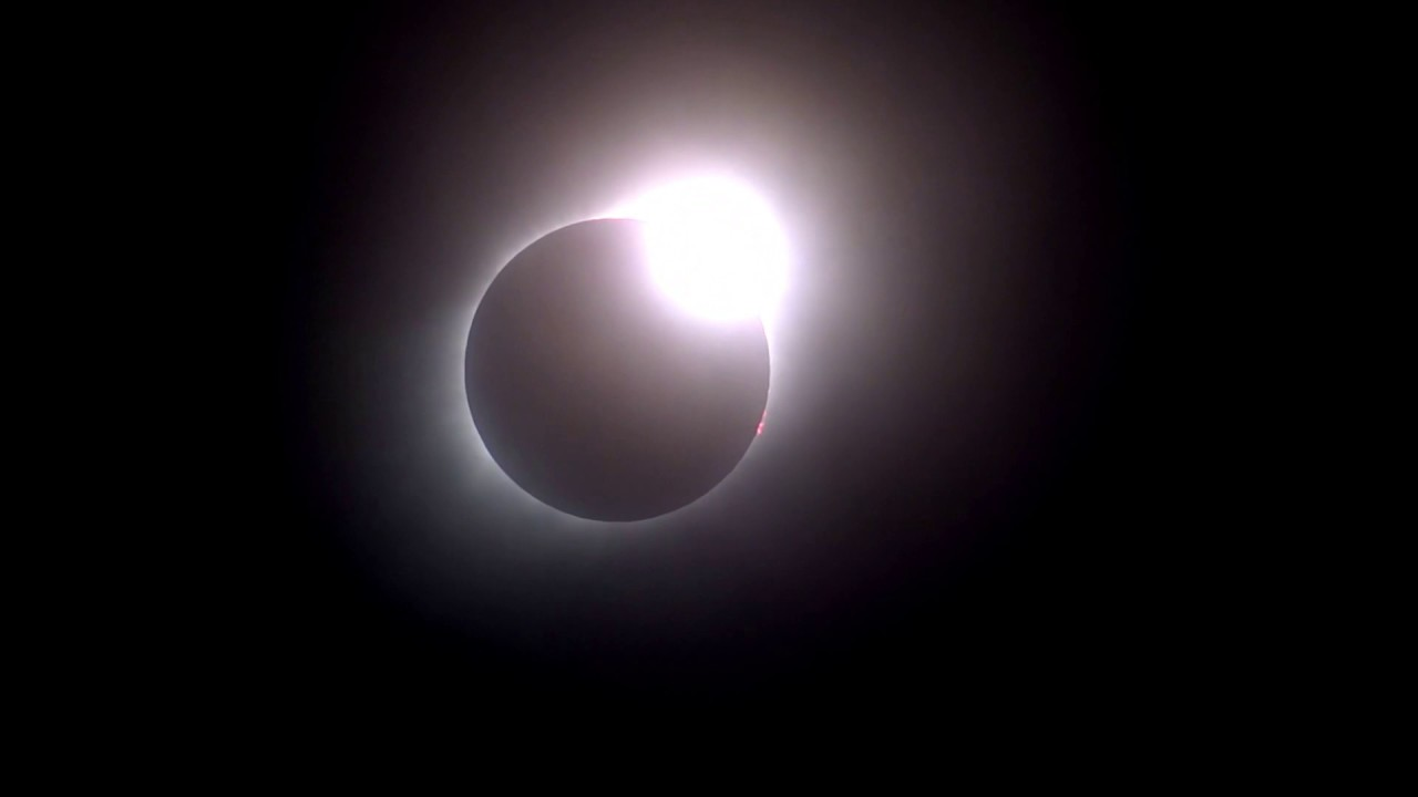 Total Solar Eclipse Aurora, NE August 21, 2017