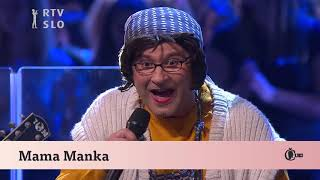 TURBO ČUKI (LEGENDE) MIX, POSKOČNI MUZIKANTI IN MAMA MANKA
