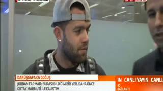 Jordan Farmar arrives to Istanbul to sign with Darussafaka Dogus