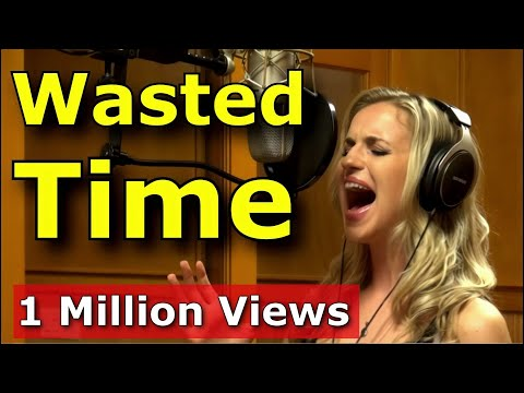 Gabriela Gunčíková - How to Sing Wasted Time - Skid Row - KenTamplin Vocal Academy