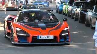 DRIVING THE MCLAREN SENNA TO THE LIMITS!