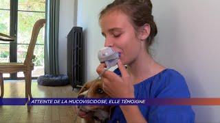 Yvelines | Atteinte de la mucoviscidose, elle témoigne