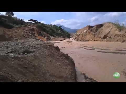 Environmental Impacts By Heindar Mines