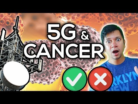 Is 5G Safe ? Do Mobile Phones Really Causes Cancer