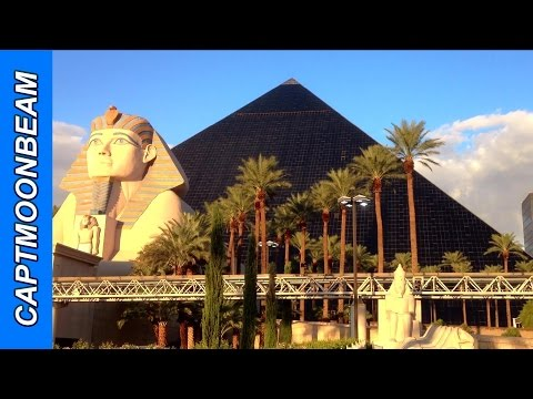 Egyptian hotel in vegas