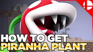 How to Get Piranha Plant for Free in Super Smash Bros Ultimate