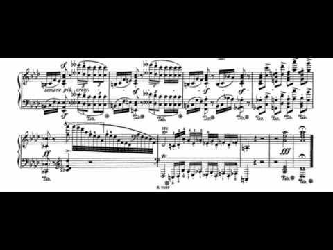 F. Chopin : Prelude op. 28 n°18 in F minor