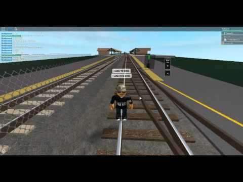 ROBLOX I LIKE TRAINS (WORKS!)