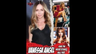 Interview with Vanessa Angel