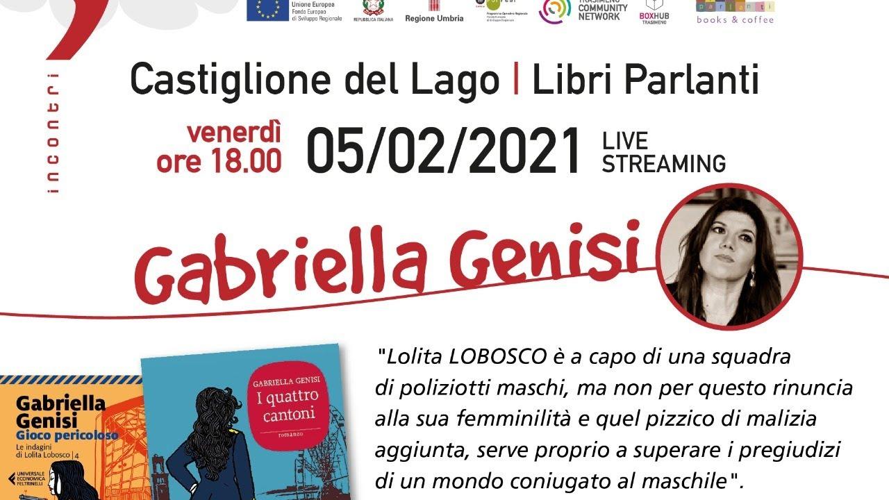I quattro cantoni di Gabriella Genisi - alla scoperta di Lolita Lobosco -  YouTube