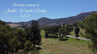 Celebration of Life at Griffith Park