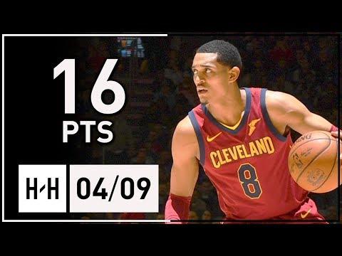 Jordan Clarkson's Game Highlights vs Knicks (VIDEO)