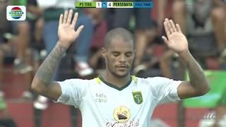 PS Tira (1) vs Persebaya Surabaya (4) Full Highlight | Go-Jek Liga 1 bersama Bukalapak