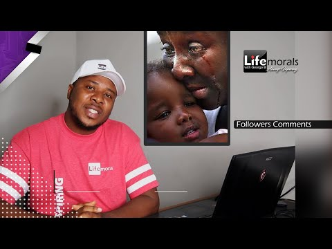 I advised my child not to take care of his Irresponsible Father   Life Morals Followers Comments