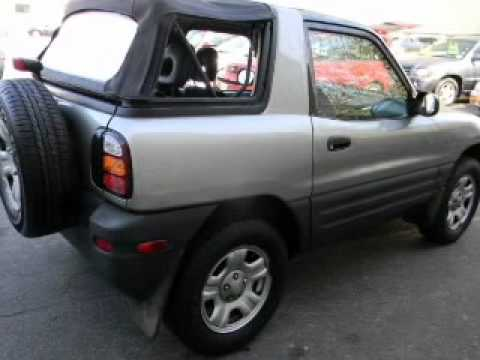 San Francisco Toyota >> 1999 Toyota RAV4 - San Francisco CA - YouTube