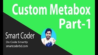 WordPress Metabox Tutorial for beginners from scratch (Part#1)