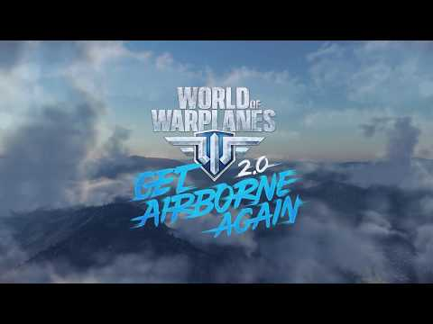 World of Warplanes – Live Gameplay #8 with The Chieftain!