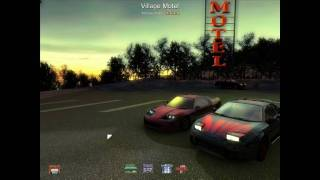 L.A. Street Racing PC Gameplay | Athlon 64 3000+ - GeForce 9500 GT | Maxed Out
