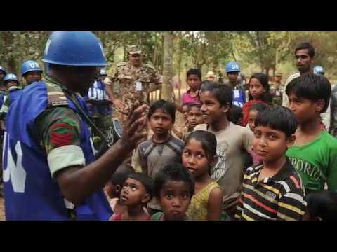 Shanti Doot IV  Bangladesh Institute for Peace Support Operations Training