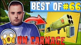 XSOO EN MODE CARNAGE 💥 XEWER ÉCRASE UN BAMBI AVEC LE QUAD ► BEST OF FORTNITE FRANCE #66