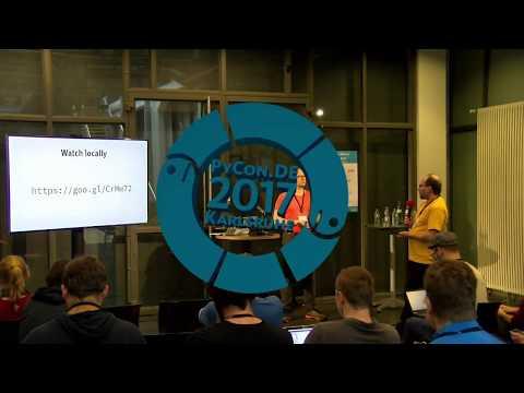 PyCon.DE 2017 Christian Theune - An Admin's Cornucopia - Python Is More Than Just A Better Bash