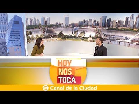 Conversación y café con Antonella Costa en Hoy nos toca