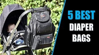 ☑️ Diaper Bag: 5 Best Diaper Bags In 2018 | Dotmart