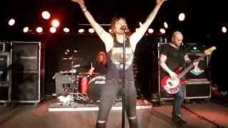 flyleaf fully alive im so sick live 2252015 spring lake park mn front row