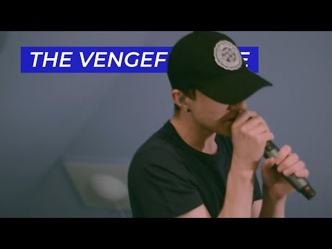 The Vengeful One — Disturbed cover