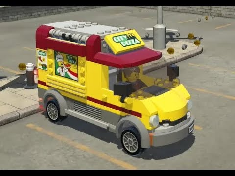 LEGO City Undercover (Nintendo Switch) - Pizza Van Driving