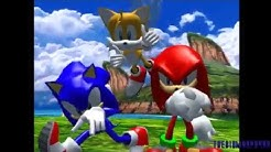 Sonic Heroes (PC) Team Sonic Longplay