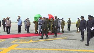 Funeral Rites Commence For Late Ivorian PM Hamed Bakayoko In Abidjan