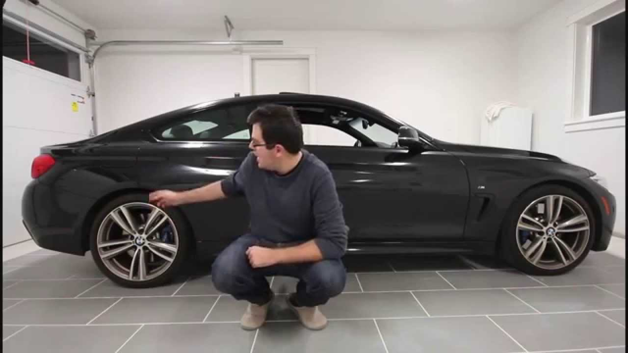 BMW I Vs BMW Xi Chassis Ride Height Difference YouTube - 435xi bmw