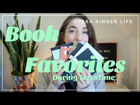 My Favorite Books For Term Time | #OSL |  Avi Green