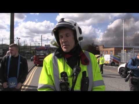 The Midland - Oldbury Fire