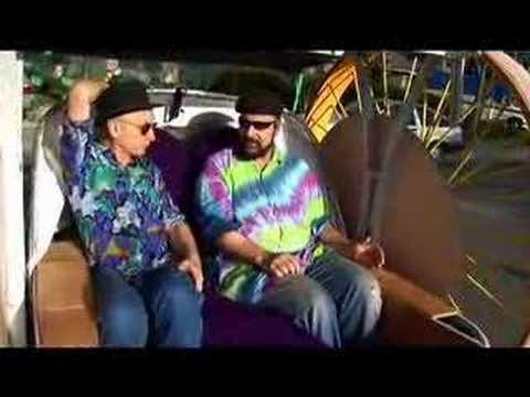 Solar Big Wheel Love Seat - Bob Schneeveis, on Hippy Gourmet