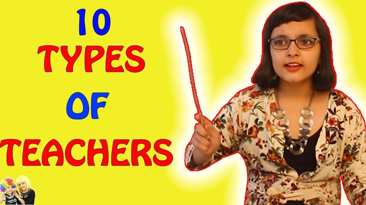 TYPES OF TEACHERS   #Bloopers Funny Video   Aayu and Pihu Show