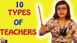 Types Of Teachers | #bloopers Funny Video | Aayu And Pihu