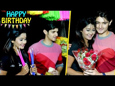 EXCLUSIVE - Rohan Mehra SURPRISE Birthday Outing For Kanchi Singh | Birthday Special  | TellyMasala