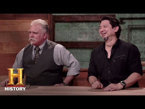 Forged in Fire: Bonus: All About Doug Marcaida (Season 3, Episode 8) | History