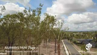 LVRC Fairways Park Construction Video 1 - December 2020